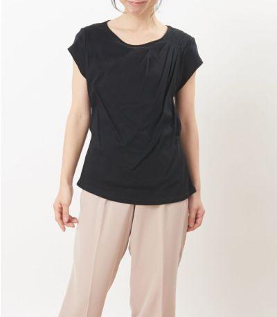 授乳服 ポルテ ブラック Mサイズ 160cm