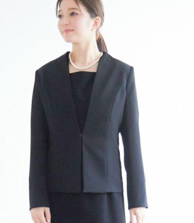 授乳服 ブラックフォーマルジャケット ノワール Mサイズ 164cm
