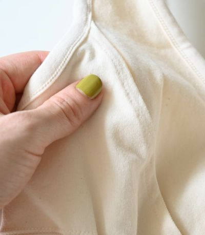 オーガニックモーハウスブラ 授乳ブラ【授乳服・マタニティウェア・授乳ブラ】