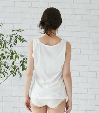 授乳ブラ、授乳服との相性◎の穴あきインナー