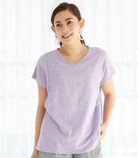 オーガニックシンプルT 授乳服 マタニティ服 日本製