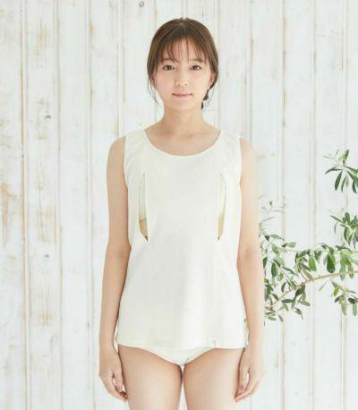【今だけ10%OFF価格】★オーガニックセット【授乳服・マタニティウェア・授乳ブラ】