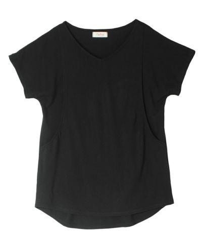 ブラック:一枚あると便利なクールなブラック