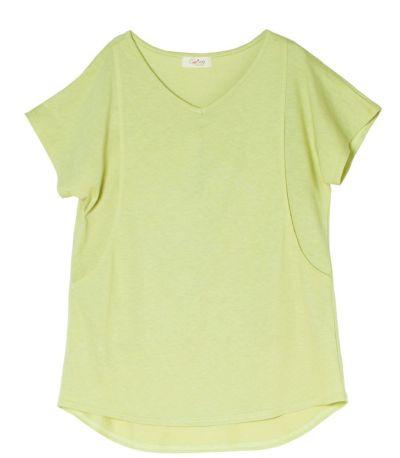ライムグリーン:さわやかな黄緑色