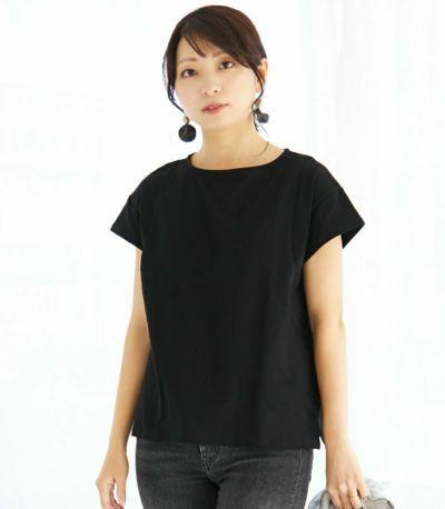 授乳服 CARINO-DT ロングスリーブ 杢グレー
