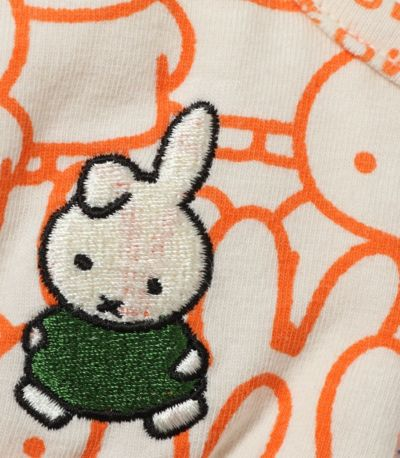 かわいいダーンの刺繍