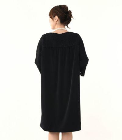 バックスタイル 授乳服 ヴィーナススウェードレーシー ブラック 164cm