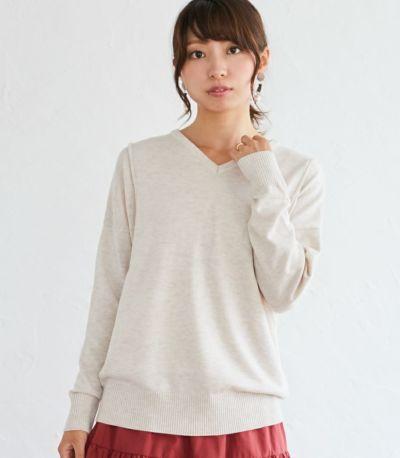 フロントスタイル 授乳服 ココリータ アイボリー 164cm