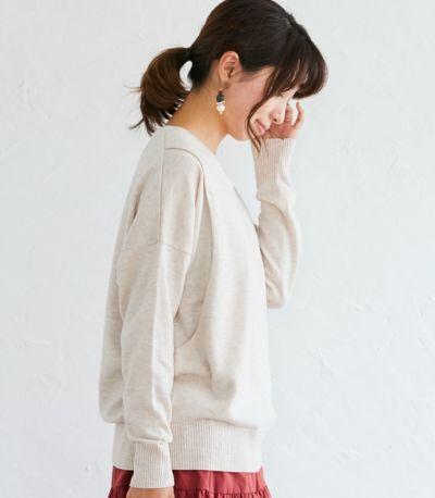 サイドスタイル 授乳服 ココリータ アイボリー 164cm