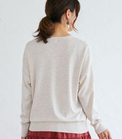 バックスタイル 授乳服 ココリータ アイボリー 164cm
