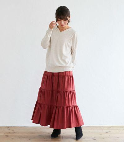 授乳服 ココリータ アイボリー 164cm