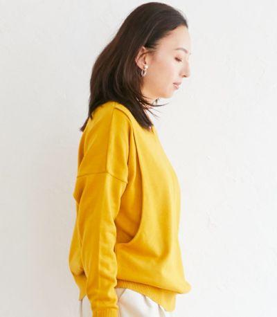 サイドスタイル 授乳服 ココリータ イエロー 160cm
