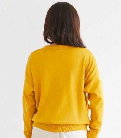 バックスタイル 授乳服 ココリータ イエロー 160cm