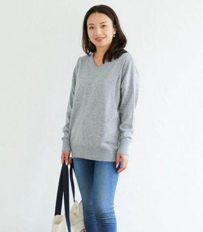 授乳服 ココリータ グレー 160cm