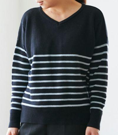 フロントスタイル 授乳服 シュクレ ブラック 160㎝