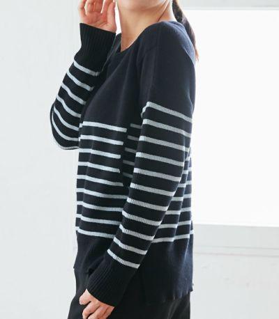 サイドスタイル 授乳服 シュクレ ブラック 160㎝