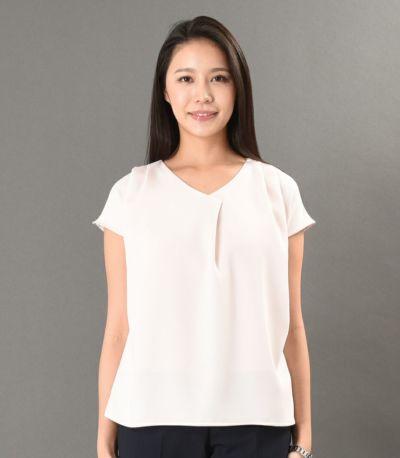 フロントスタイル 授乳服 fino(フィノ) シェルピンク Mサイズ 168cm