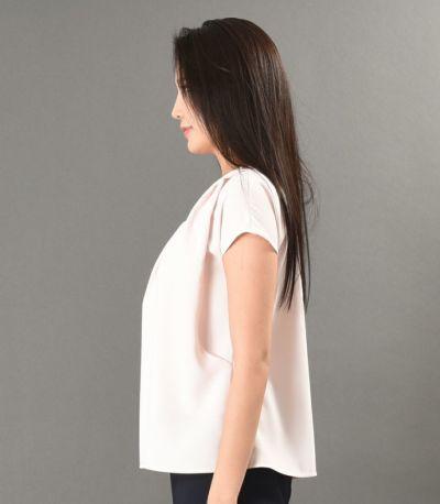サイドスタイル 授乳服 fino(フィノ) シェルピンク Mサイズ 168cm