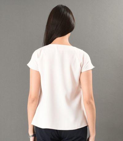 バックスタイル 授乳服 fino(フィノ) シェルピンク Mサイズ 168cm