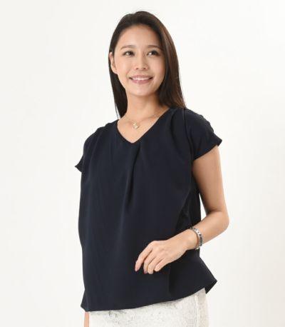 フロントスタイル 授乳服 fino(フィノ) ディープシー Mサイズ 168cm