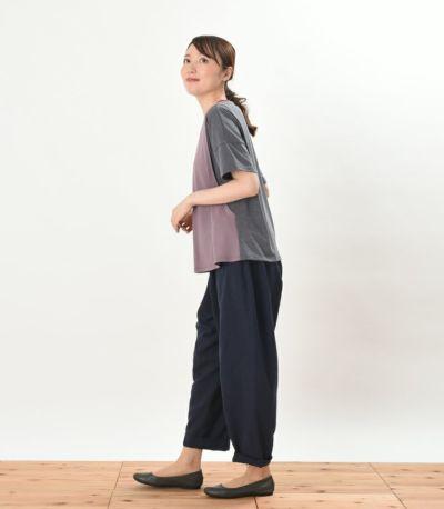 授乳服 デュオ 杢グレー 164cm