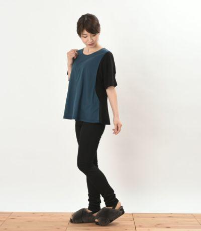 授乳服 デュオ ブラック 160cm