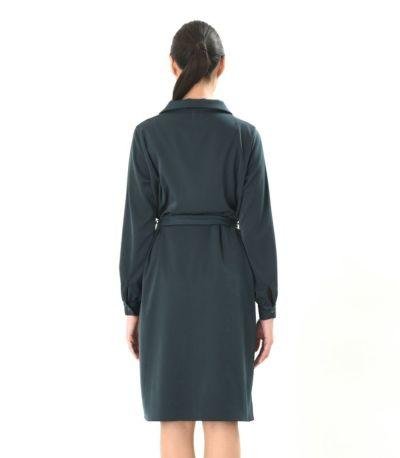 バックスタイル 授乳服 Libre(リブレ) モスグリーン 168cm