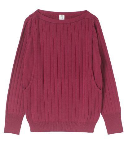 ラズベリーピンク:女性らしい上品なピンク