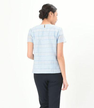 バックスタイル 授乳服 pocco(ポッコ) アクア Mサイズ 168cm