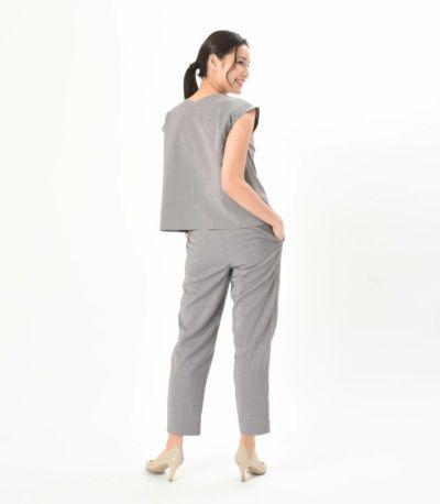 バックスタイル 授乳服 Siam(シャム) ノワール Mサイズ 168cm