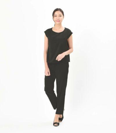 サイドスタイル 授乳服 Siam(シャム) グレー Mサイズ 168cm