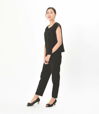 バックスタイル 授乳服 Siam(シャム) グレー Mサイズ 168cm