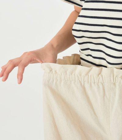 ※色の薄いナチュラルは透け防止の為、織りを密にする工夫をしました。