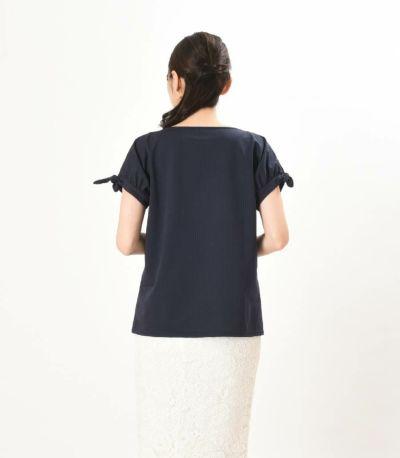 サイドスタイル 授乳服 パピヨンシェリ ライトグレー 162cm