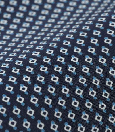 QOOL Geometric(ジオメトリック)ブラウス 授乳服 日本製