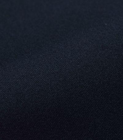 しわになりにくく、速乾性のある人気のポリエステル素材。柔らかく伸縮性もあり着心地◎