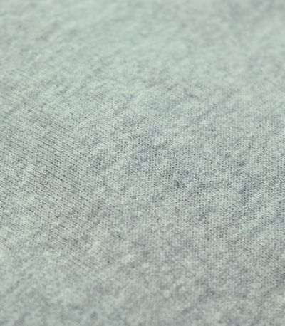 グレー:合わせやすい単色 授乳服 Vネックサマーニット