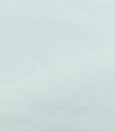 ホワイト:清涼感あるホワイト 授乳服 コットンリネンプルオーバー