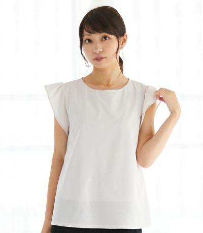 シェリ フレンチスリーブ 授乳服 日本製