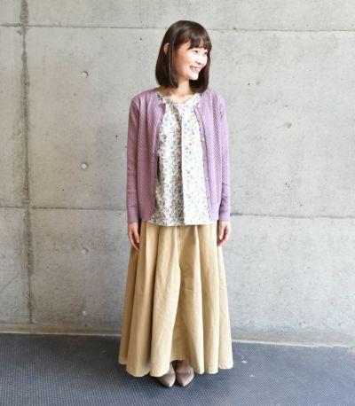 フレンチプルオーバー 授乳服 日本製