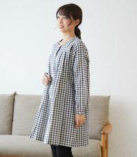 《試着OK》マタニティパジャマトップス 授乳服 マタニティ服 日本製